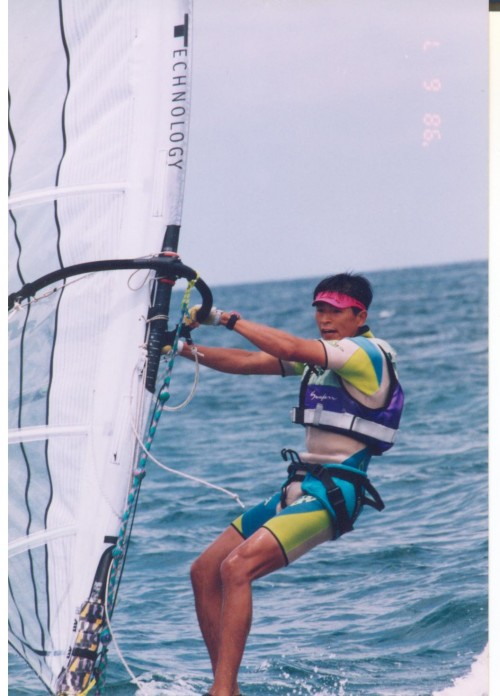 windsurfing     1998 summer