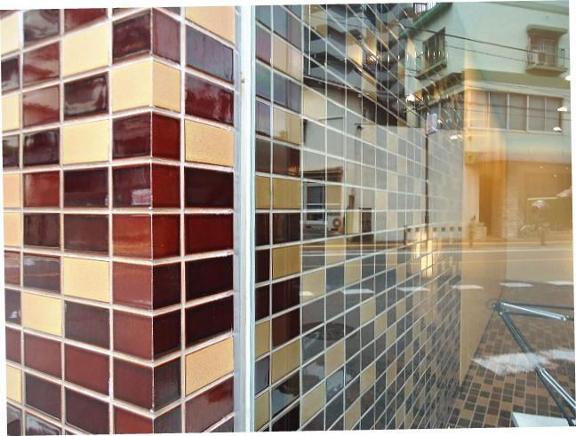 gt Bldg   外壁&強化ガラス