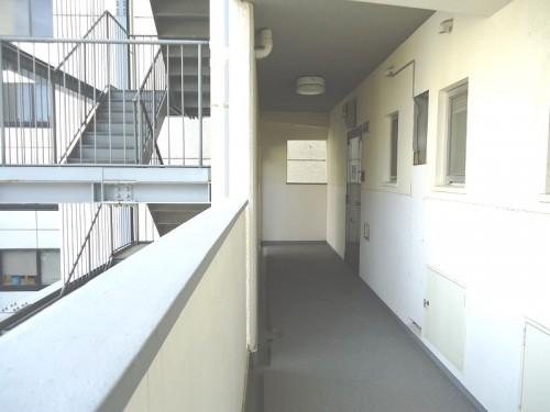 soho offiice  corridor