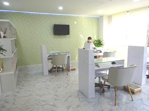 大博ビル 空きテナント 店舗 ネイルサロン