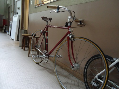 IWAI SPORT CYCLE    shatai